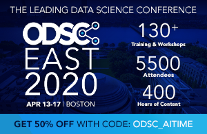ODSC East 2020 Virtual Conference & Expo